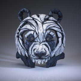 Panda Bust by Edge Sculpture
