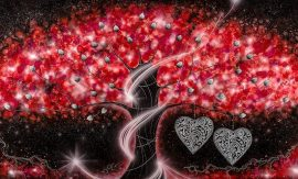 The Power Of Love Red Large Kealey Farmer