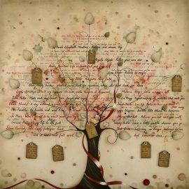 Tree Of Positivity by Kealey Farmer