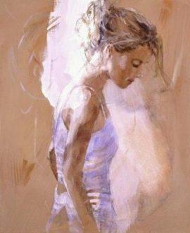 Reflection by Christine Comyn