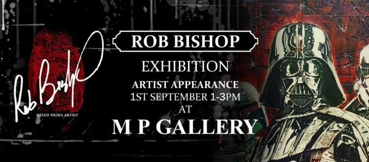 Rob Bishop Limited Edition & Original Art – M P Gallery
