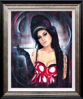 Amy Winehouse by Ben Jeffery