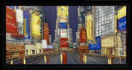 NYC Memories Original Edward Waite