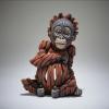 Baby Orangutan by Edge Sculpture