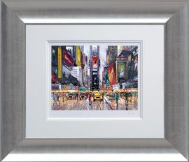 Times Square Tour by Henderson Cisz