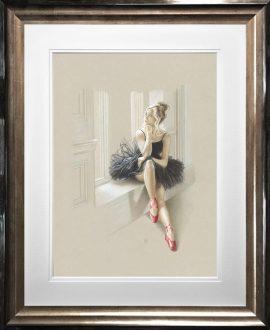 Black Swan II by Kay Boyce