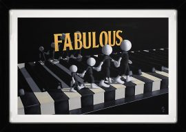 Fabulous by Mark Grieves