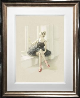 Black Swan I by Kay Boyce