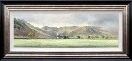 Lake District Farmhouse by Duncan Palmar