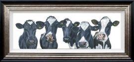 Ladies Day by Gina Hawkshaw (Canvas)
