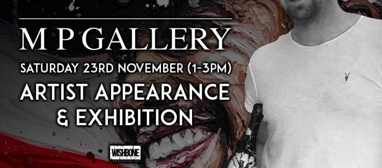 Paul Oz Exhibition/ Artist Appearance