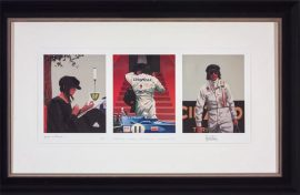 Tension, Timing, Triumph by Jack Vettriano