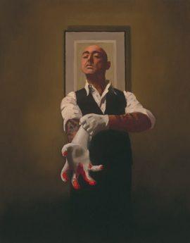 The Master Tattooist by Jack Vettriano