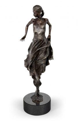 Flamenco Dancer by Carl Payne