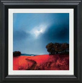 Crimson Fields of Home by Barry Hilton