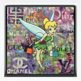 Spreading the Fairy Dust Original Emily Crook