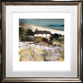Laugharne Cottage by Sue Howells