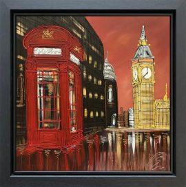Calling Westminster Original by Edward Waite