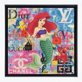 Ocean Luxury Original by Emily Crook