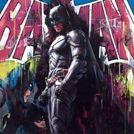 Gotham Hero by Zinsky