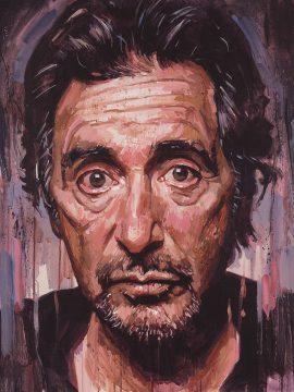 Al Pacino II by Zinsky
