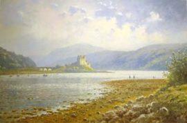 Eilean Donan Castle by James Preston