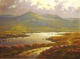 Rannoch Moor by James Preston