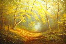 Autumn Shades by James Preston