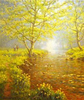Shades of Spring by James Preston