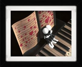 The Sound of Music (3D High Gloss) by Mark Grieves