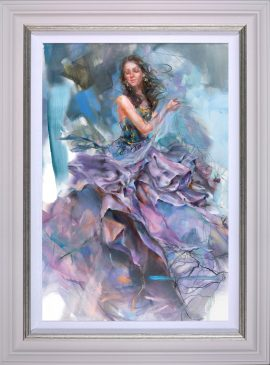 Woven Dreams I by Anna Razumovskaya