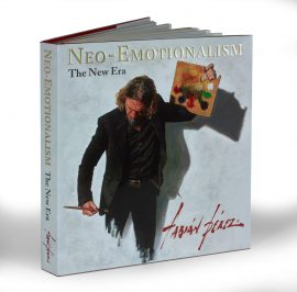Neo Emotionalism New Era Limited Edition Book by Fabian Perez