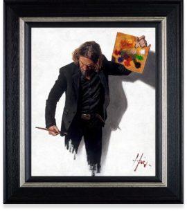 Neo Emotionalism The New Era Canvas Edition by Fabian Perez