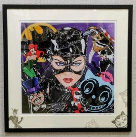 Catwoman, Batman Return Marie Louise Wrightson