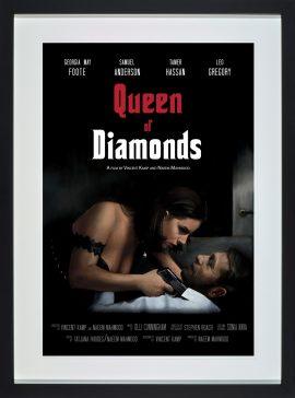Queen Of Diamonds Vincent Kamp