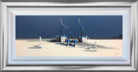 Ocean Breeze Original by John Horsewell