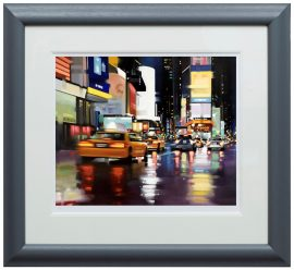 New York City Motion Paper Edition by Neil Dawson