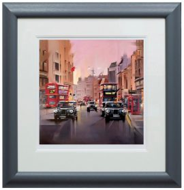 City Streets Paper Edition by Neil Dawson