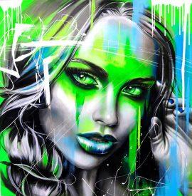 Poison Ivy Unique Edition by Emma Grzonkowski