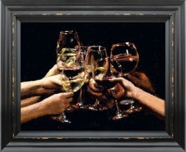 For A Better Life IX by Fabian Perez