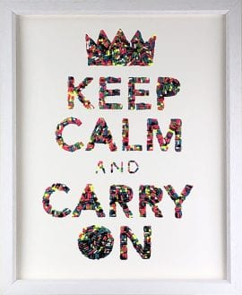 Keep Calm by Emma Gibbons