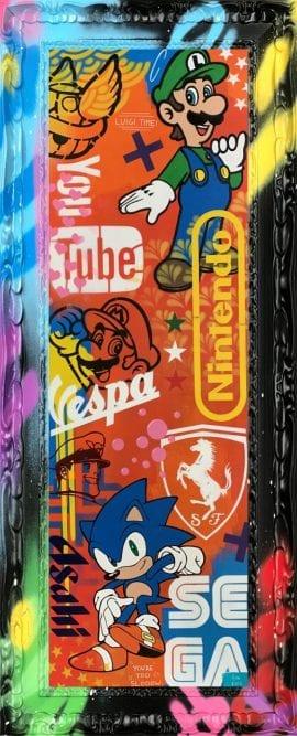 Game Time Original by Hue Folk