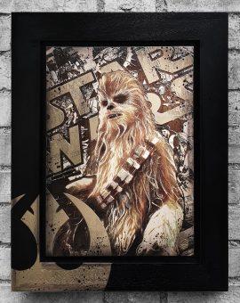 Chewie Original Variation 4 by Rob Bishop