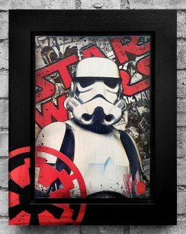 Stormtrooper Original Variation 7 by Rob Bishop