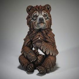 Bear Cub by Edge Sculpture