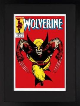 Marvel Super-Heroes Wolverine 17 Paper Version by Stan Lee