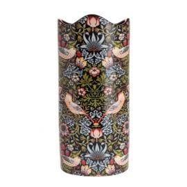 Morris - Strawberry Thief Vase by John Beswick