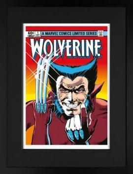 Marvel Super-Heroes Wolverine 1 Paper Version by Stan Lee