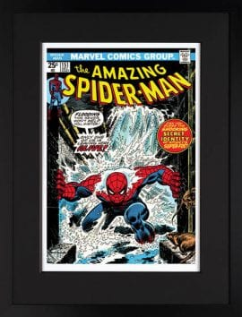 The Amazing Spiderman 151 Only One Of Us Is Leaving Here Alive Paper
