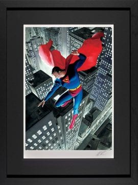 Superman Twentieth Century by Alex Ross